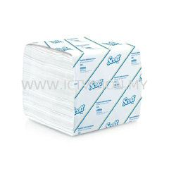 Kimberly Clark SCOTT Hygienic Bathroom 2-Ply Tissue