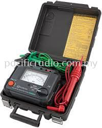 Kyoritsu KEW 3121B/3122B High Voltage Insulation Tester