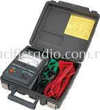 Kyoritsu KEW 3121A/3122A/3123A High Voltage Insulation Tester