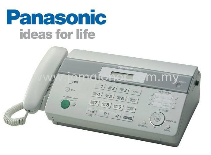 KX-FT983ML Panasonic Fax Machine