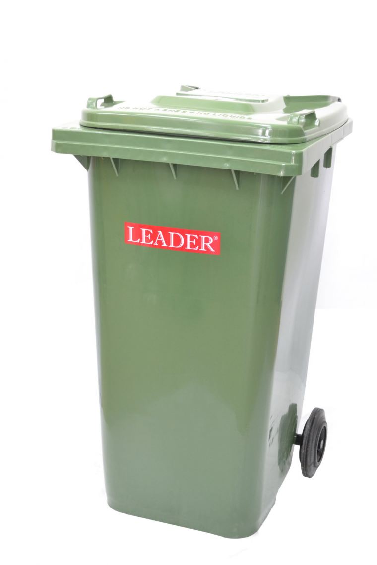 EH Mobile Garbage Bins 120L/240L 2/4 Wheels Bins