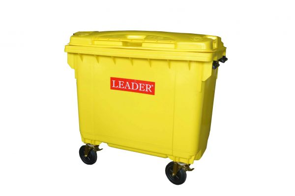 EH Mobile Garbage Bins 660L
