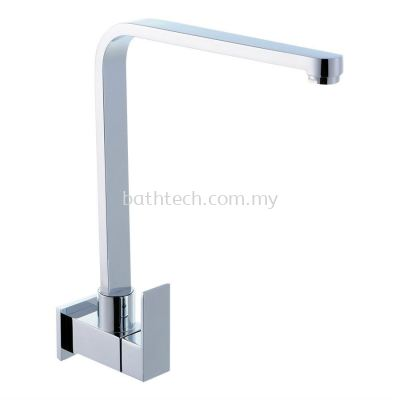 Tirano Wall Mounted Sink Tap (300780)