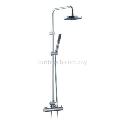 Ferrara wall Mounted Shower Column (300591)