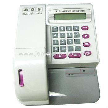 MCEC 310 MOA Check Writer