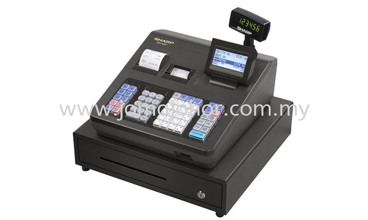 ER-A347 Sharp Electronic Cash Register