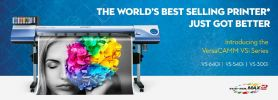 VersaCAMM VSI Series Print and Cut Printers ROLAND