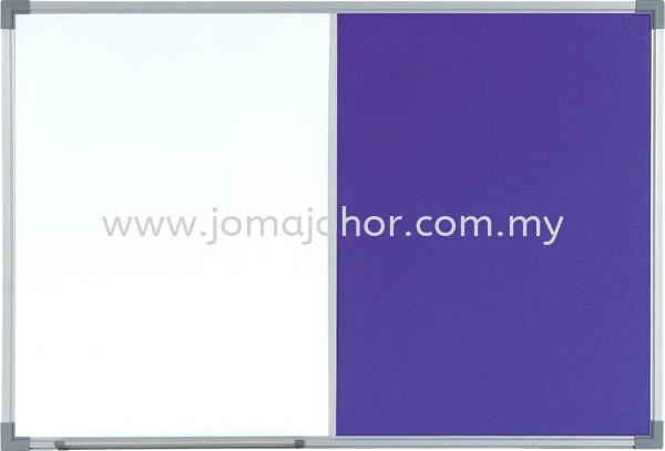 Aluminium Frame Dual Board Write Best Notice Boards