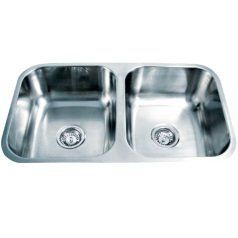 785-2 Rubine Stainless Steel Under Mount Sink