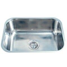 575 Rubine Stainless Steel Under Mount Sink