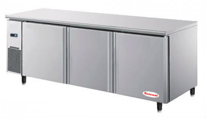 3 Door Counter Chiller or Freezer
