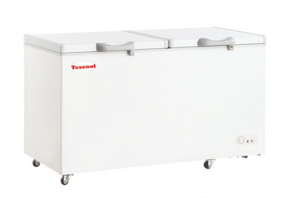 Double Door Chest Freezer