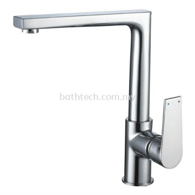 Messina Deck Mounted Sink Mixer (300912)