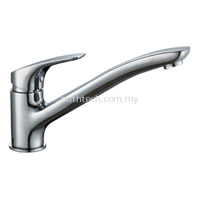 Iris Deck Mounted Sink Mixer (300924)