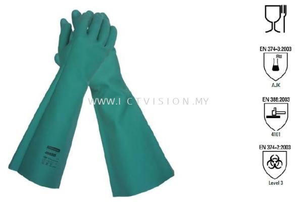 Kimberly Clark Kleenguard G80 Chemical Resistant 18 inch Glove