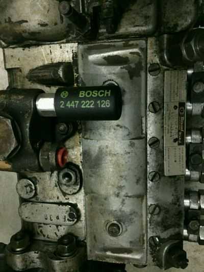 Fuel Pump 6BD1