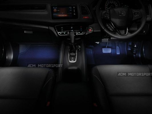 Honda HRV foot light