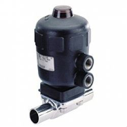 BURKERT PROCESS AND CONTROL VALVES