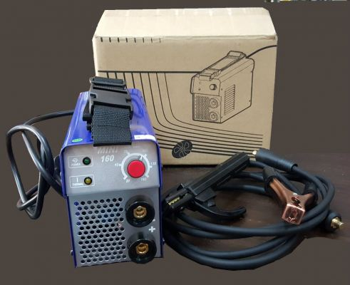 MINI 160 DC INVERTER MMA WELDER