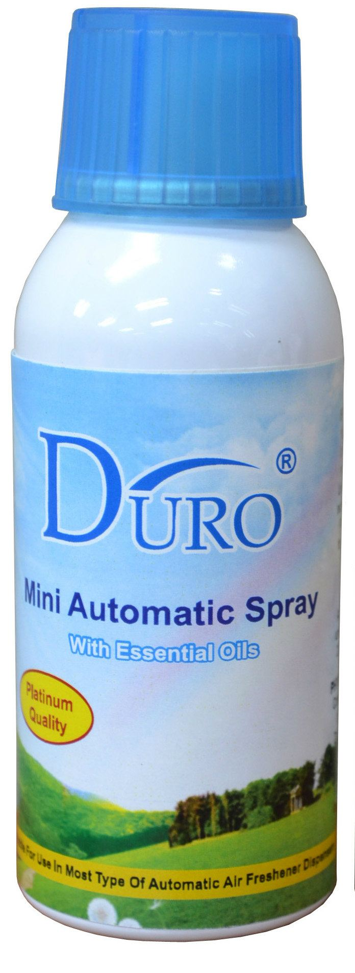 EH DURO® Metered Air Deodorant Air Freshener Dispenser / Aerosol Air Freshener Refill