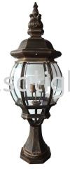 G5003LL/BG-OUTDOOR PILLAR Outdoor Pillar Light OUTDOOR LIGHT