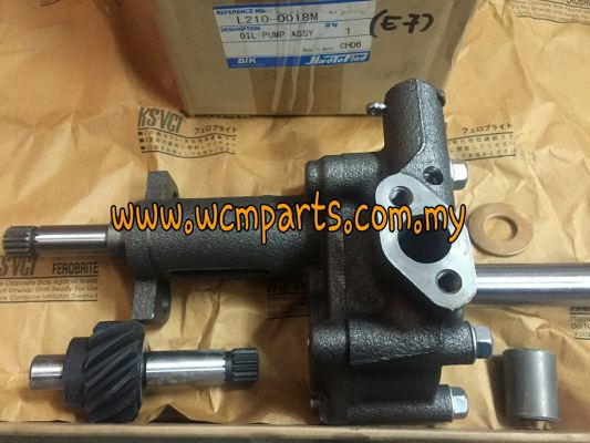 Oil Pump EX200
