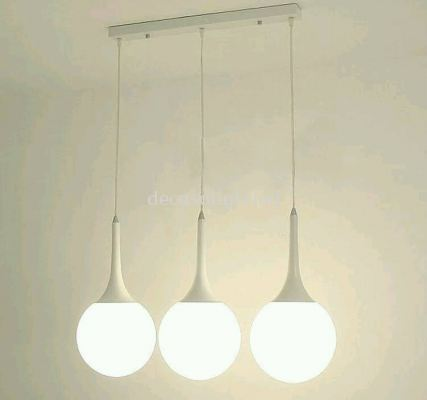 MODERN HANGING LIGHT