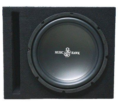 "MH-1228 12"" Woofer + MH-12 Single Woofer Box"
