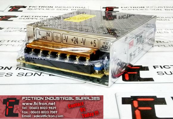 D-30B MEAN WELL Power Supply Unit PSU Supply & Repair Malaysia Singapore Thailand Indonesia Philippines Vietnam Europe & USA