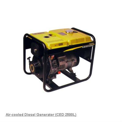 Air-cooled Diesel Generator (CED 2500L)