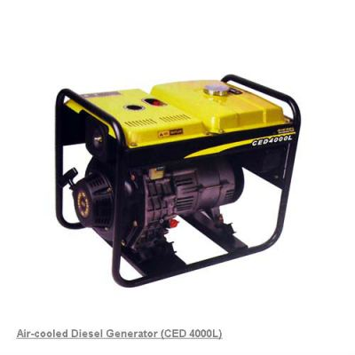 Air-cooled Diesel Generator (CED 4000L)