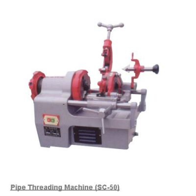 Pipe Threading Machine (SC-50)