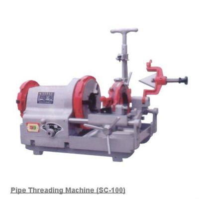 Pipe Threading Machine (SC-100)