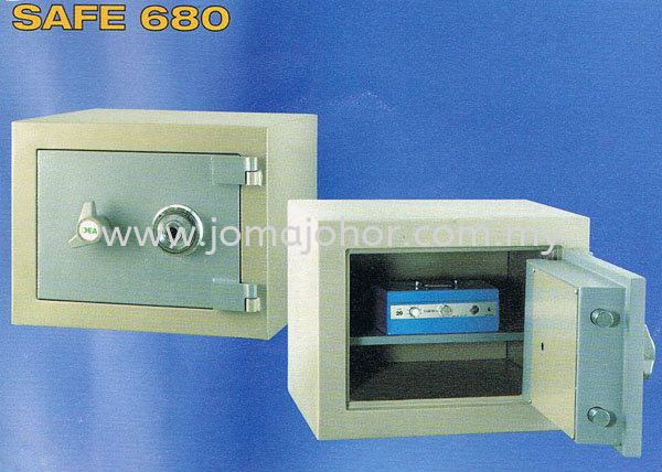 Safe 680 Sterling Safety Box