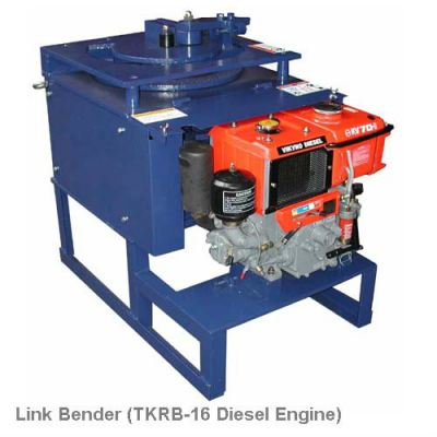 Link Bender (TKRB-16 Diesel Engine)