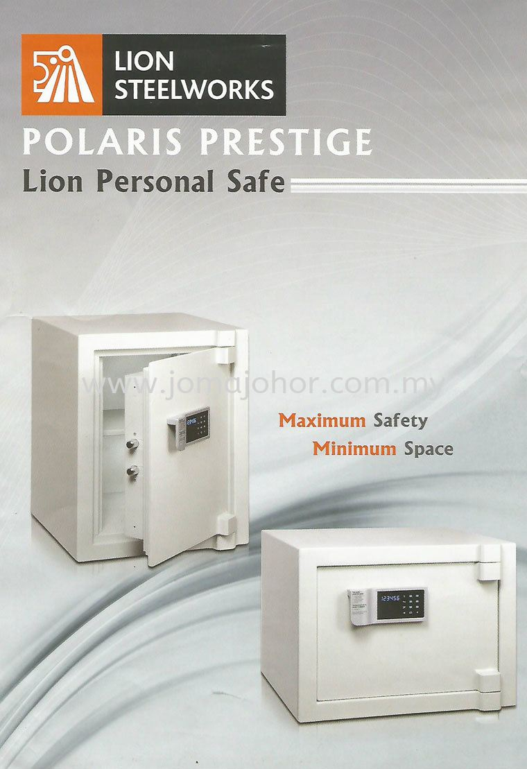 Lion Personal Safe Lion Safety Box