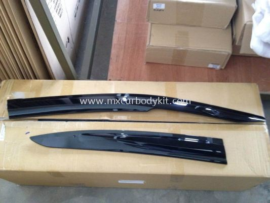 HONDA CIVIC 2012-2014 MUGEN DOOR VISOR