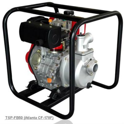 Self Priming Pump - Trash Pump (TSP-FB50)