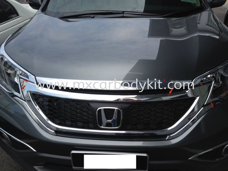 HONDA CRV 2013 MODULO FRONT GRILLE GRILLE ACCESSORIES AND AUTO PARTS