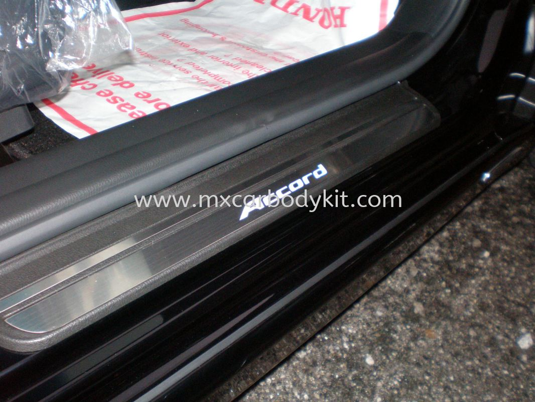 HONDA ACCORD 2007-2011 SIDE SILL PLATE SIDE SILL PLATE ACCESSORIES AND AUTO PARTS Johor, Malaysia, Johor Bahru (JB), Masai. Supplier, Suppliers, Supply, Supplies | MX Car Body Kit