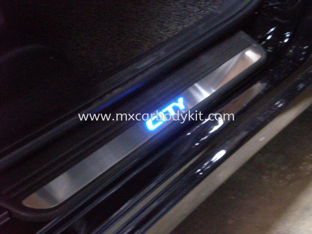 HONDA CITY 2009-2014 SIDE SILL PLATE SIDE SILL PLATE ACCESSORIES AND AUTO PARTS Johor, Malaysia, Johor Bahru (JB), Masai. Supplier, Suppliers, Supply, Supplies | MX Car Body Kit