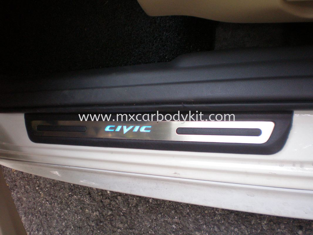 HONDA CIVIC 2006-2010 SIDE SILL PLATE SIDE SILL PLATE ACCESSORIES AND AUTO PARTS Johor, Malaysia, Johor Bahru (JB), Masai. Supplier, Suppliers, Supply, Supplies | MX Car Body Kit