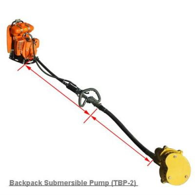 Backpack Submersible Pump (TBP-2)