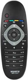 RM-L1075 PHILIPS SMART LED TV REMOTE CONTROL  PHILIPS LCD/LED TV REMOTE CONTROL
