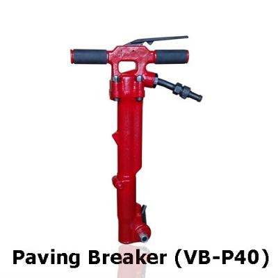VIBROAIR Paving Breaker (VB-P40)