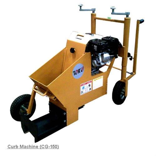 Curb Machine (CG-150) Curb Machine Agricultural Machinery Selangor, Kuala Lumpur (KL), Seri Kembangan, Malaysia Supplier, Supply, Manufacturer, Distributor   Kejuruteraan Vibropump Sdn Bhd