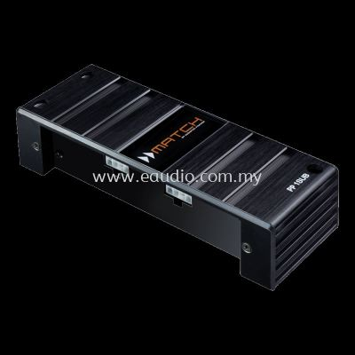 Match PP1SUB Plug & Play Subwoofer Amplifier Especially Made For The PP 41DSP