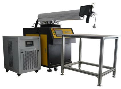 EHN LWM, Laser Welding Machine Auto Bender/Welding Machine