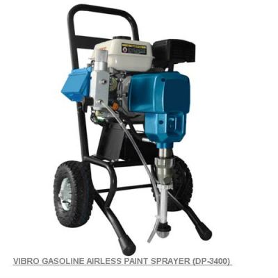 Gasoline Airless Paint Sprayer