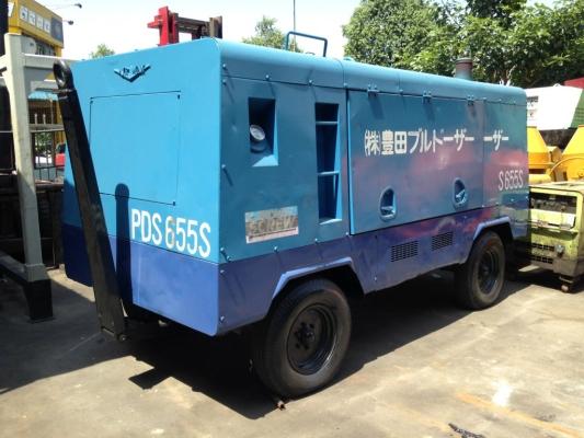 Air compressor-PDS655S